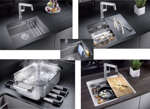 blanco mosogató 3 szinten