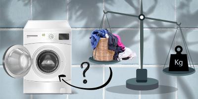 száraz vagy nedves ruha a mosogépbe
