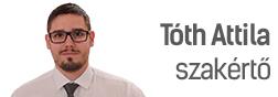 Tóth Attila - háztartási gép szakértő