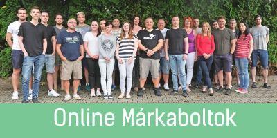 onlinemárkaboltok csapat