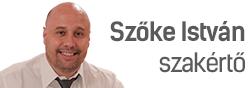 Szőke István - háztartási gép szakértő