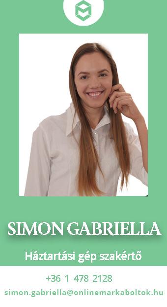 Simon Gabriella szakértő