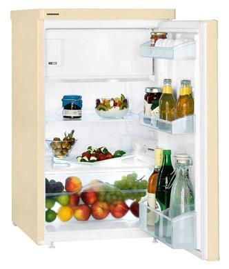 Liebherr Tbe 1404 Egyajtós hűtőszekrény fagyasztóval