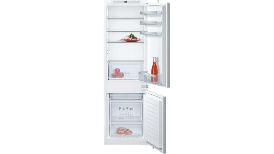Neff KI7862S30 Beépíthető Alulfagyasztós hűtőszekrény