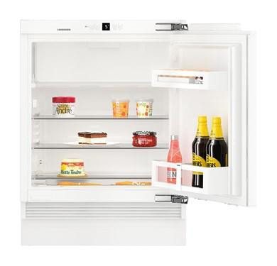 Liebherr UIK 1514 Beépíthető egyajtós hűtőszekrény fagyasztóval, bútorlap nélkül