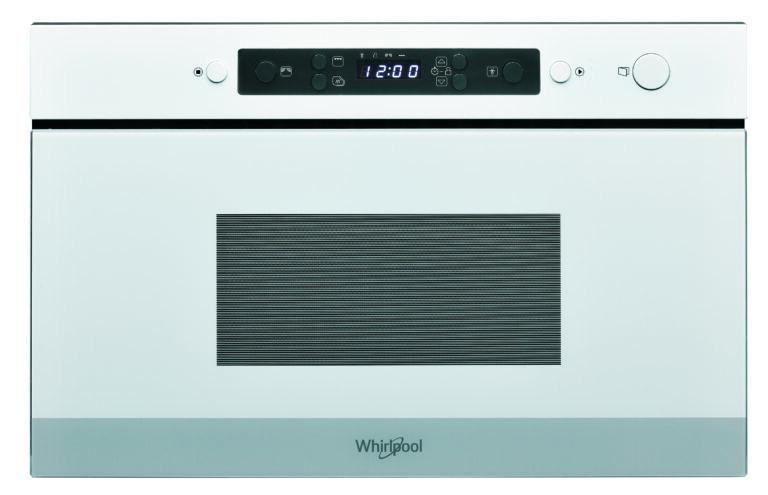 Whirlpool AMW 4920 WH Beépíthető mikrohullámú sütő