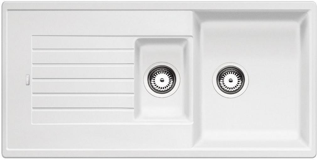 BLANCOZIA 6S-SG-WH Gránit mosogatótál