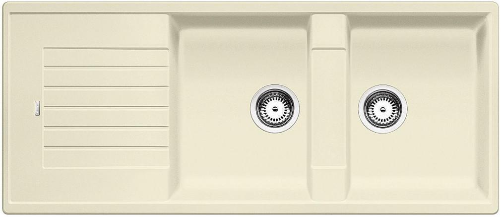 BLANCOZIA 8S-SG-JA-BSZ Gránit mosogatótál
