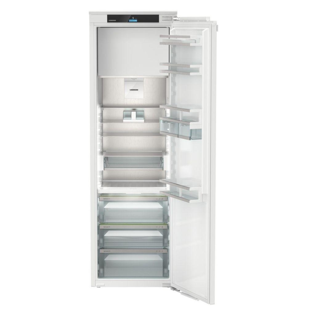 Liebherr IRBdi 5151 Beépíthető egyajtós hűtőszekrény fagyasztóval, bútorlap nélkül