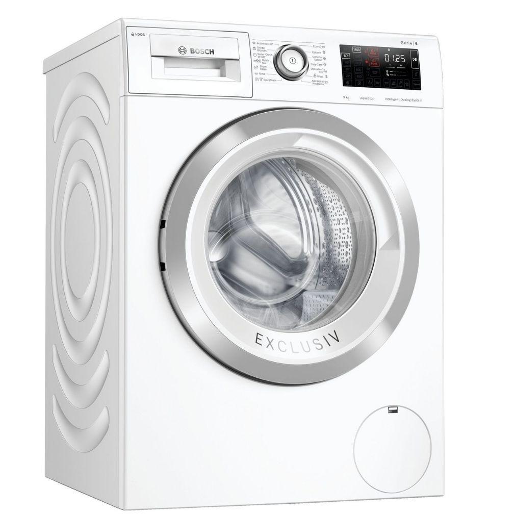 Bosch WAU28PH0BY Elöltöltős mosógép