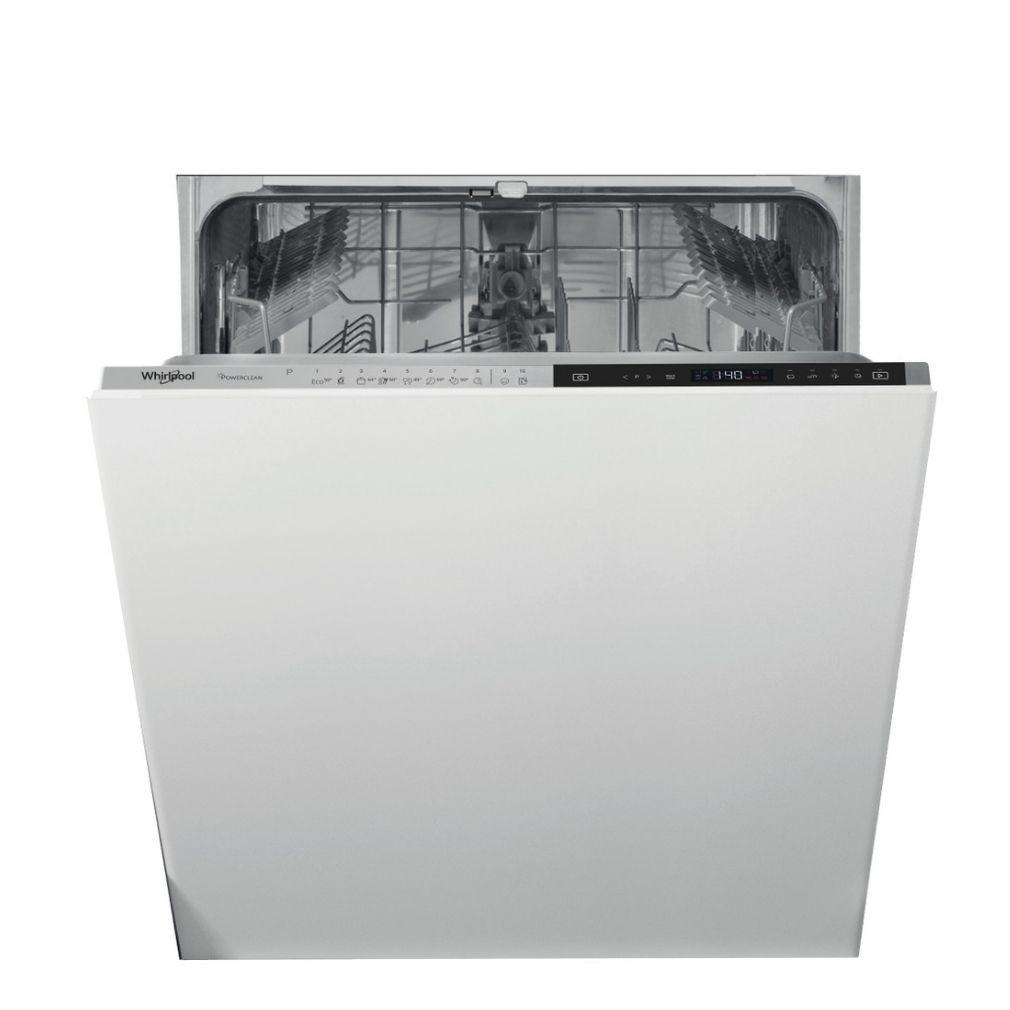 Whirlpool WIP 4T133 PE S Beépíthető mosogatógép, bútorlap nélkül