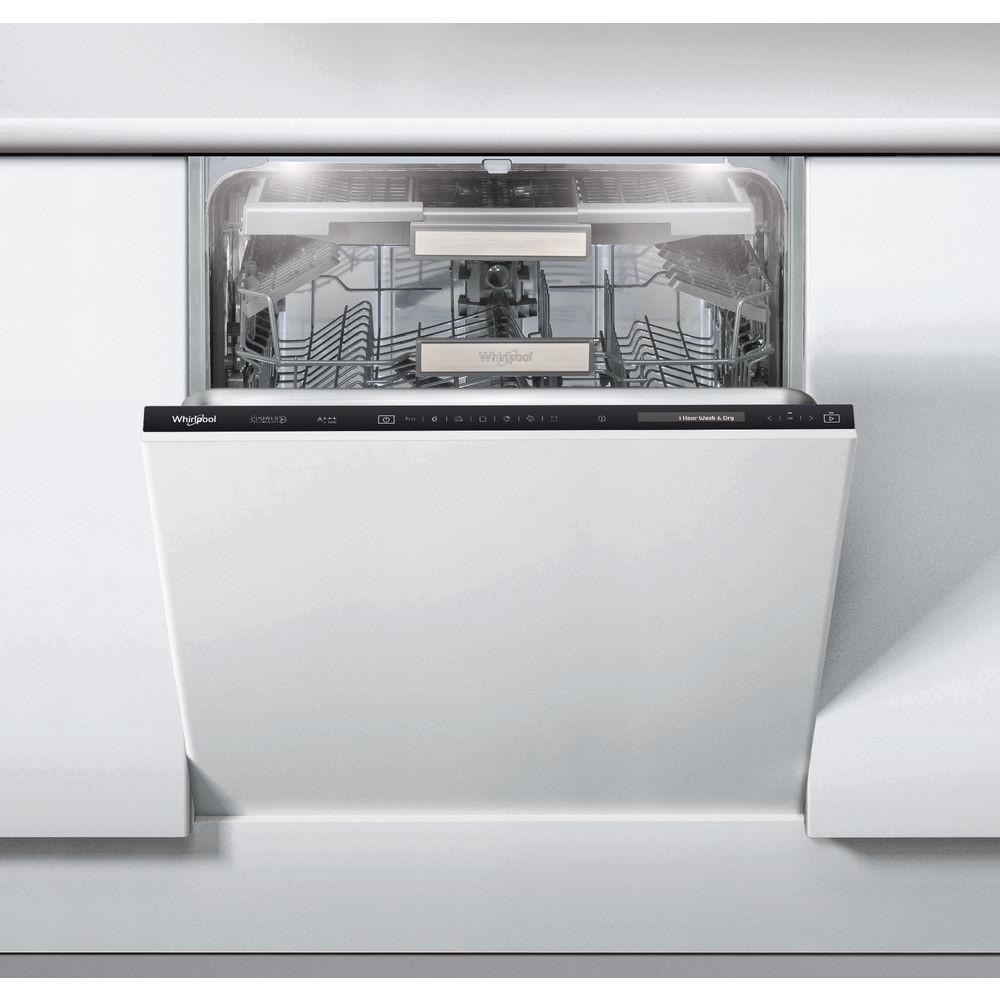 Whirlpool WIP 4O33 PLE S Beépíthető mosogatógép, bútorlap nélkül